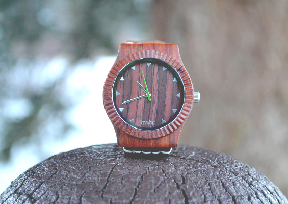 tmbr. Wood Watches